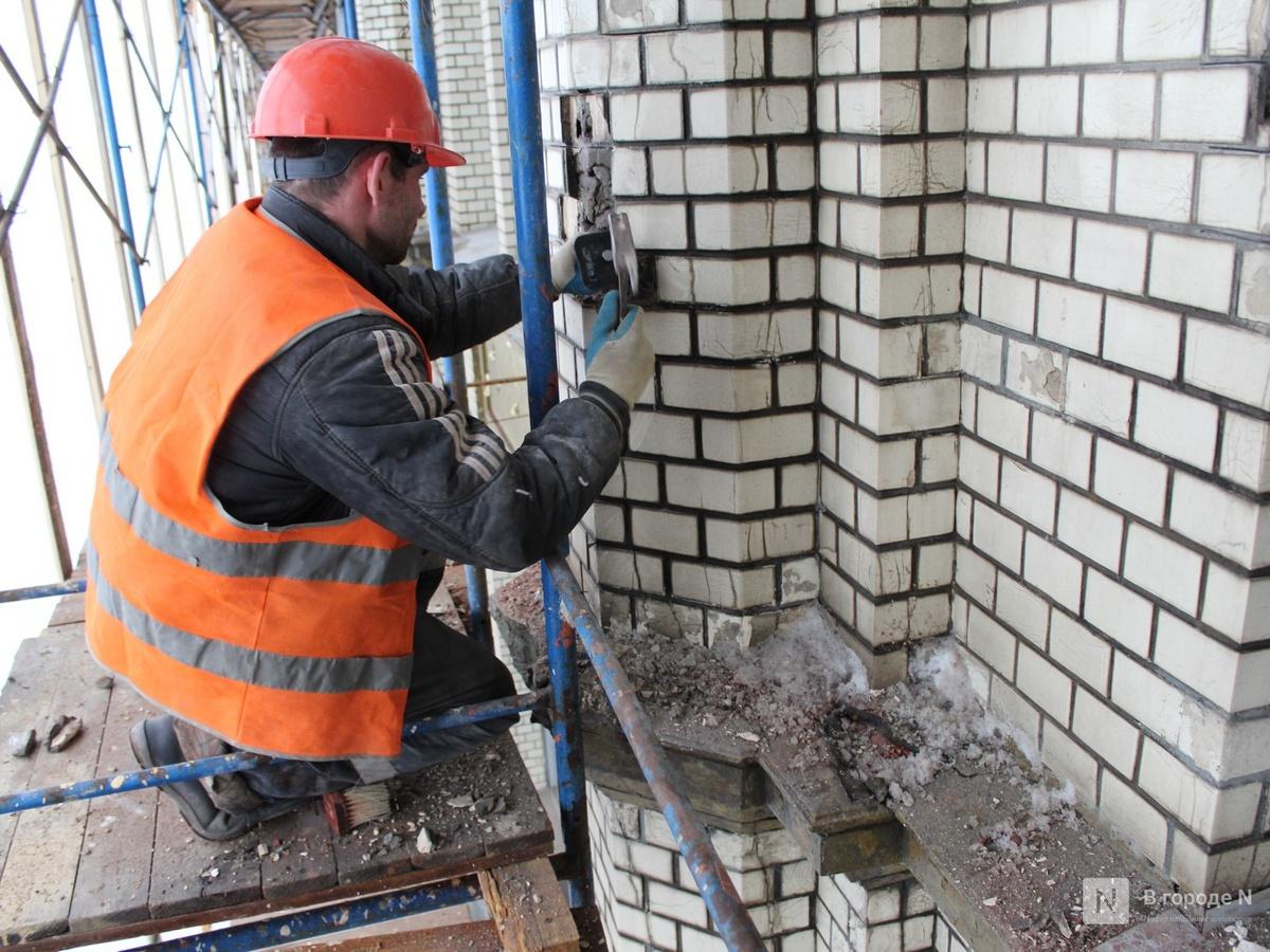 Инъекция для стен: как идет реставрация фасада нижегородской фабрики «Маяк» - фото 4