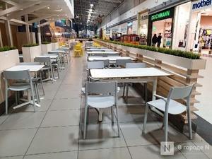 Нижегородским ресторанам разрешили сократить дистанцию между столиками