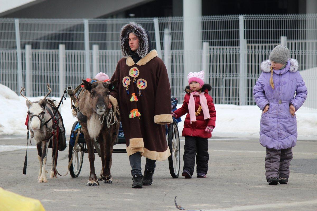 Нижегородцы отметили спортивную Масленицу в «Зимней сказке» - фото 5