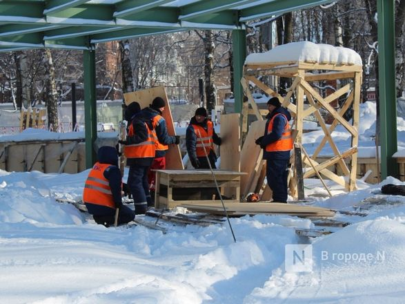 Детский центр в нижегородском парке «Швейцария» готов на треть - фото 2