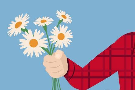 Цветы по случаю: как выбрать букет для женщины или мужчины?