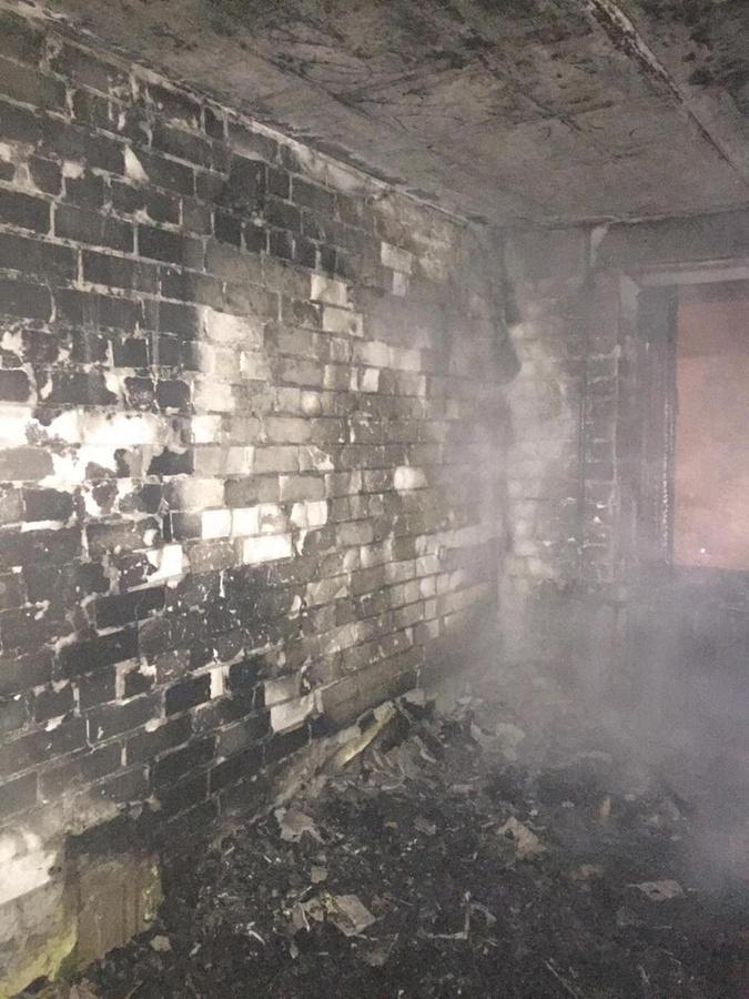 24 человека спасли в Автозаводском районе во время пожара на улице Мончегорской - фото 2