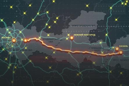 Названы тарифы для проезда по трассе М-12, которая пройдет через Нижегородскую область