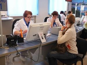 Для нижегородцев открыла двери «бережливая» поликлиника