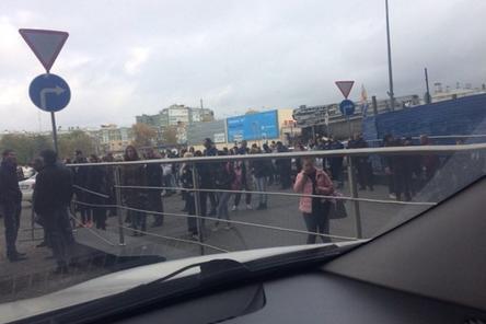 Торговый центр «Небо» эвакуировали в Нижнем Новгороде (ФОТО)