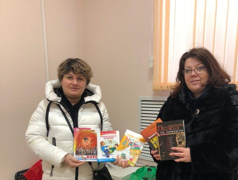 620 книг собрали сормовичи для сгоревшей библиотеки в Варнавинском районе - фото 1