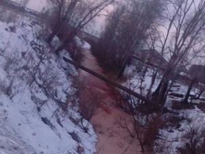 Тайна «кровавой» реки не на шутку озадачила экспертов (ФОТО)