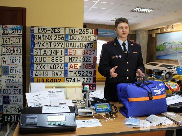 13 новых машин поступило на службу нижегородским сотрудникам ГИБДД - фото 16