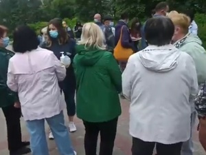 Жители Кузнечихи собирают подписи против строительства «Макдоналдса»