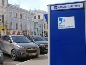 Около 23 тысяч парковочных мест появится в Нижнем Новгороде до 2028 года
