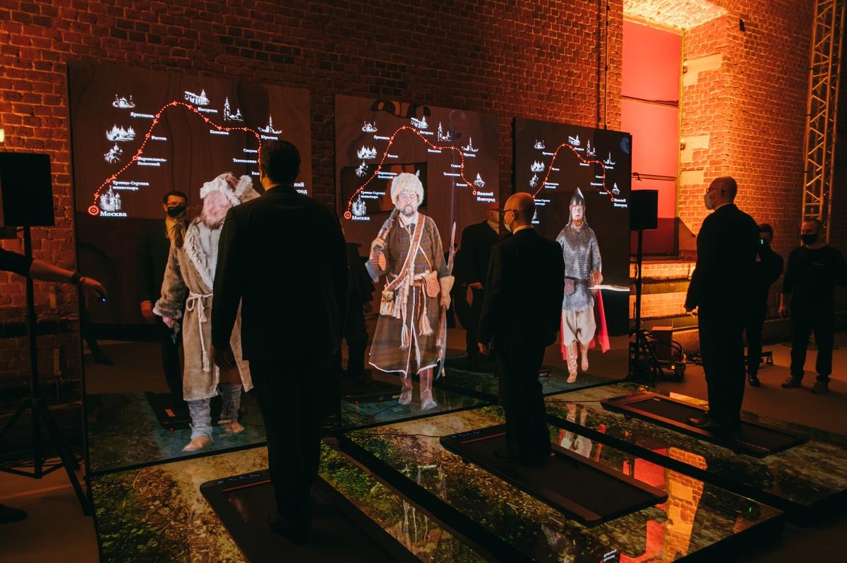 Никитин представил «Символы Нижнего Новгорода» в Москве - фото 1