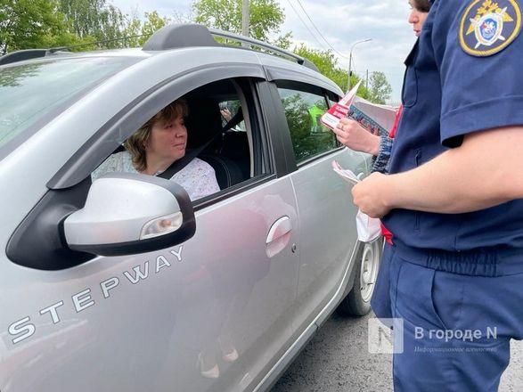 Нижегородским водителям напомнили о безопасности на железнодорожных переездах - фото 6