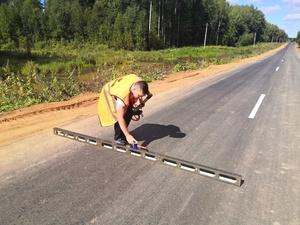 Около трех километров трассы отремонтировали в Тоншаевском районе