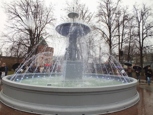 Главный городской фонтан запустят в Нижнем Новгороде 4 мая