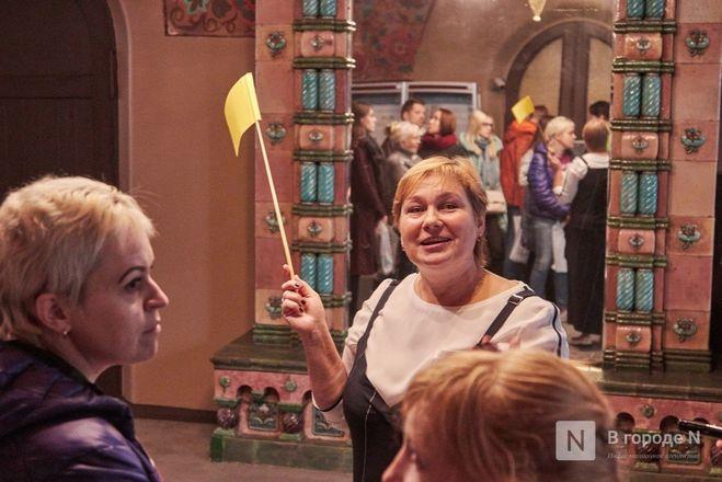 Победители проекта «В городе N» побывали на эксклюзивной экскурсии в Госбанке на Большой Покровской - фото 46