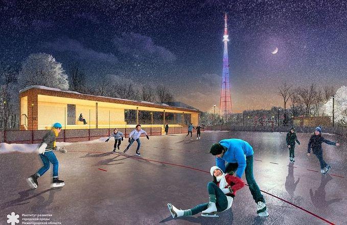 Световые инсталляции и площадка для йоги появятся в парке имени Пушкина - фото 7