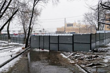 Жители микрорайона «Ярмарка» выйдут на очередной пикет против строительства гостиницы