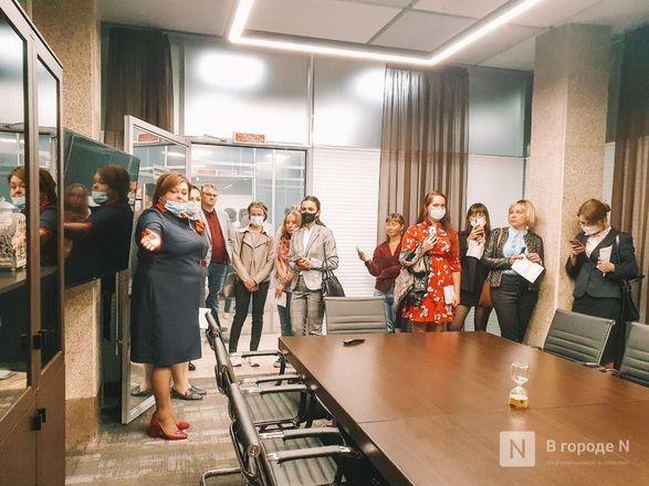Отдохнуть и провести конференцию: новые залы открылись для пассажиров железнодорожного вокзала Нижний Новгород - фото 8