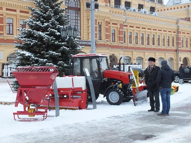 Товарооборот республики Белоруссии иНижегородской области превысит 1 млрд. долларов
