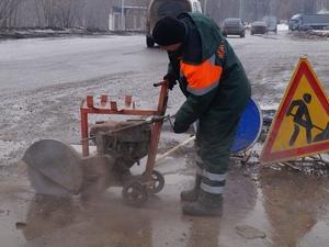 Ремонт дороги в Сормовском районе проведут в снег и мороз