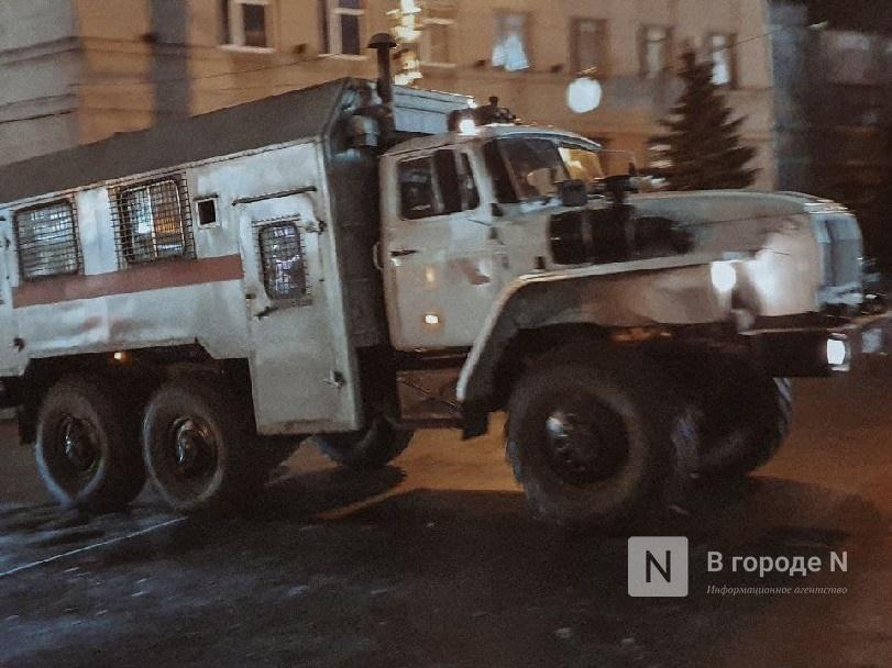 «Мама, мы дошли до Свободы»: каким был третий протестный митинг в Нижнем Новгороде - фото 8