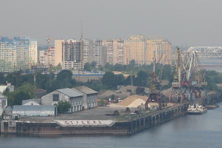 Музей нижегородского пароходства предложено создать на Стрелке