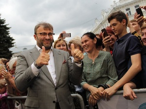 Звезды российского кино дали старт фестивалю «Горький fest» в Нижнем Новгороде (ФОТО)