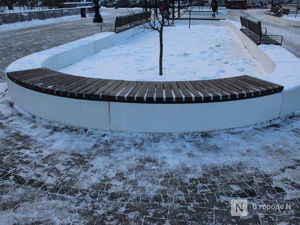 Первые ласточки 800-летия: три территории преобразились к юбилею Нижнего Новгорода - фото 17
