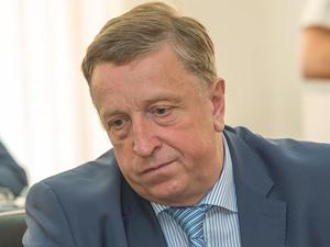 Владимир Солдатенков: «Губернатор пожелал региональному парламенту дружной совместной работы с правительством»