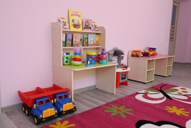 Новый корпус детсада №119 в Приокском районе готовится принять малышей - фото 1