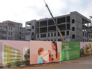 Новые детсад и школа в ЖК «Анкудиновский парк» откроются в сентябре 2021 года