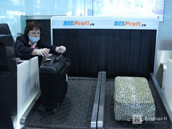 «Антикоронавирусные» кабины для багажа появились в нижегородском аэропорту - фото 13