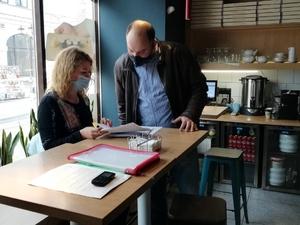 Два кафе в Нижегородском районе нарушили правила эпидобстановки