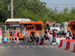 Посадочную платформу на автостанции «Щербинки» удлинят на 25 метров