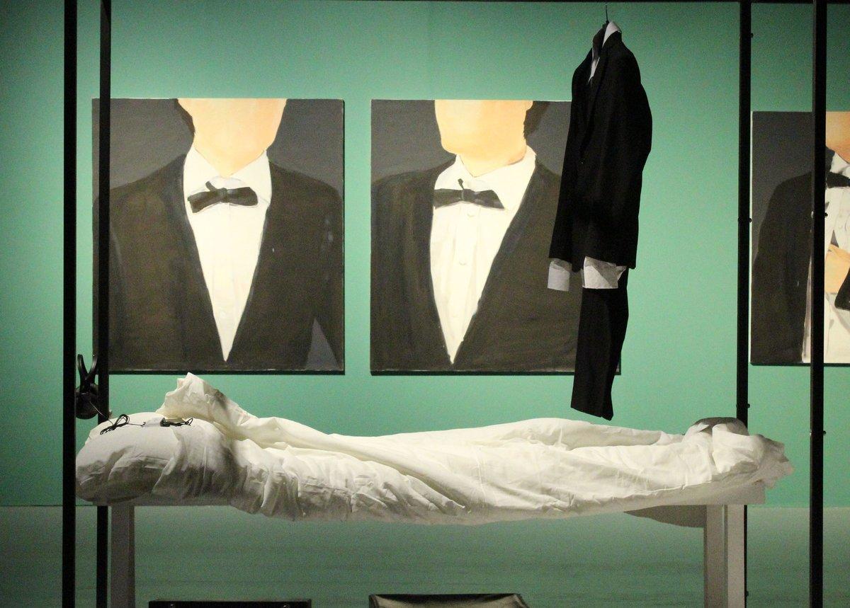 Смертельные горки и платье с мозгом: три новые выставки открылись в нижегородском «Арсенале» в честь его 22-летия - фото 13