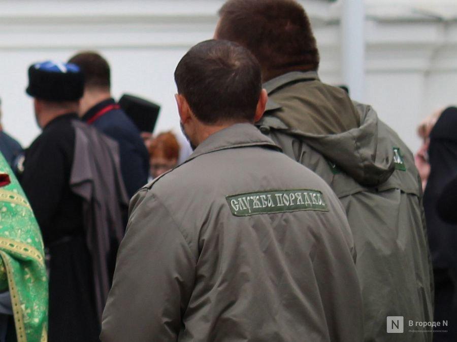 Более 400 нижегородцев вступили в добровольные народные дружины