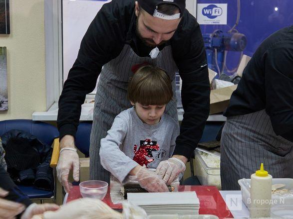 «Луидор» устроил новогоднее гулянье для сотен нижегородцев и их детей - фото 3