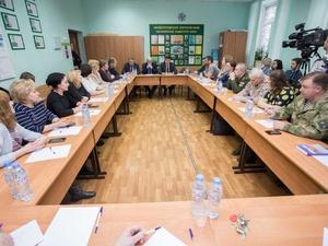 Нижегородская кадетская школа перейдет в подчинение области до 1 сентября
