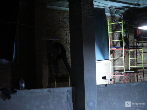 Инъекция для стен: как идет реставрация фасада нижегородской фабрики «Маяк» - фото 51