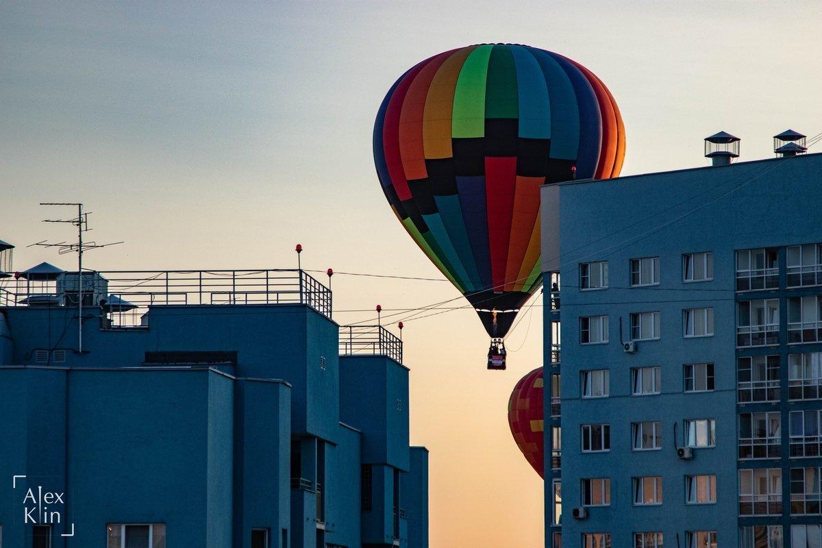 Зимний фестиваль воздушных шаров пройдет в Нижнем Новгороде - фото 1