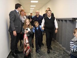 Николай Расторгуев исполнил мечту 9-летнего нижегородца