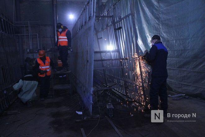 Как идет реставрация исторической ограды парка «Швейцария» - фото 45