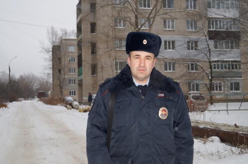 Подвиг полицейского из Арзамаса стал известен на всю Россию - фото 1