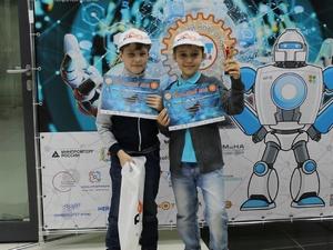 Соревнования по роботехнике собрали в Нижнем Новгороде детей из 50 городов