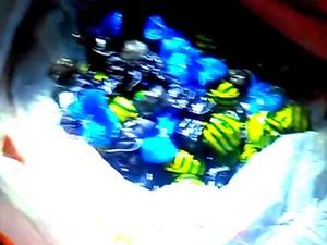 Около двух килограммов наркотиков нашли у молодого парня из Кулебакского района
