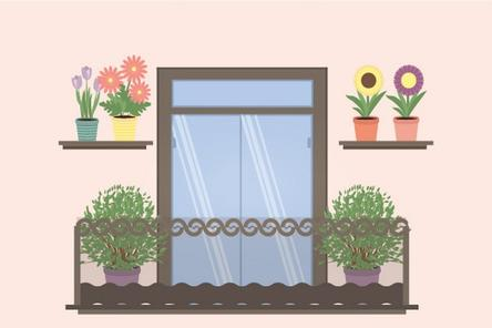3 идеи благоустройства балкона, которые сделают его любимым местом для отдыха