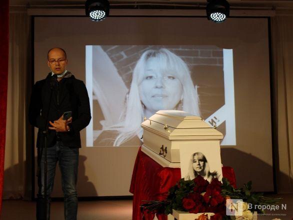 Церемония прощания с Ириной Славиной началась в Нижнем Новгороде (фото) - фото 4