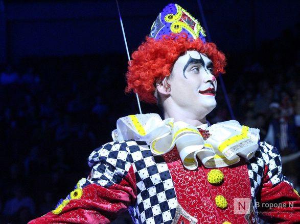 Чудеса «Трансформации» и медвежья кадриль: премьера циркового шоу Гии Эрадзе «БУРЛЕСК» состоялась в Нижнем Новгороде - фото 48