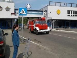 Специалисты проверяют воздух в Дзержинске после взрыва на заводе имени Свердлова