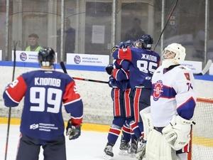 Нижегородская «Чайка» одержала победу над подмосковным «Капитаном»